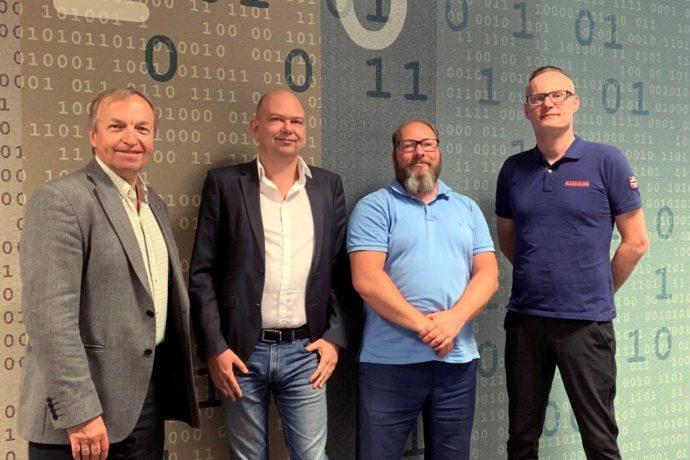 Press release: Skooler and Aros Cloud partnership