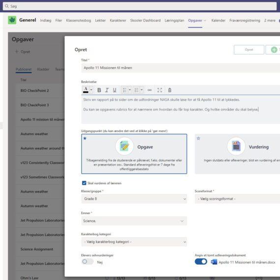 27. Okt. – Skooler Webinar med Microsoft