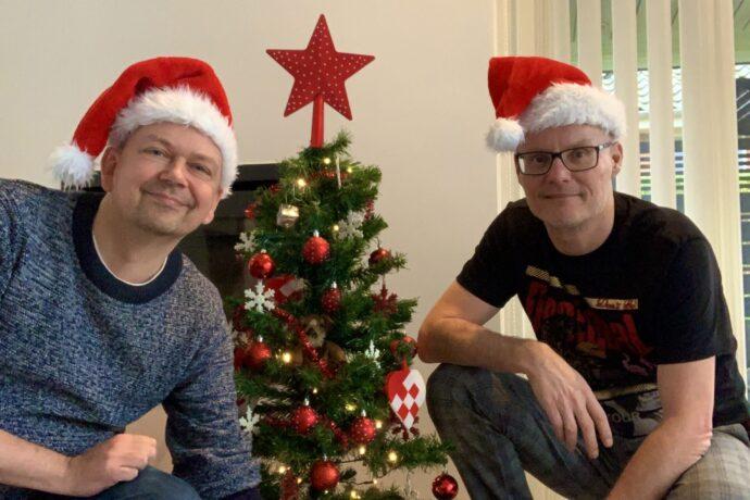 Julehilsen og slut på 2020